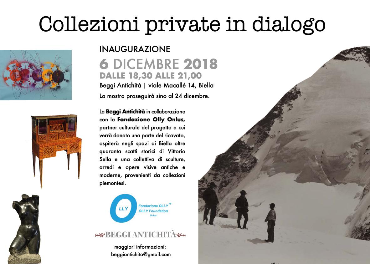 Collezioni Private in Dialogo 06/12/2018